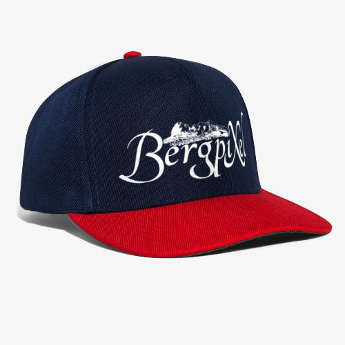 Bergpixel Logo - Snapback Cap