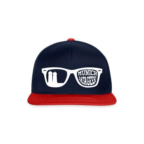 Munich Datageeks White - Snapback Cap