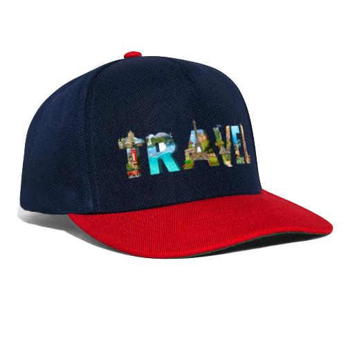TRAVEL WORD - Gorra Snapback