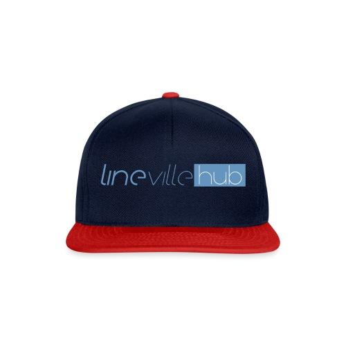 LINEVILLEHUB - Snapback Cap