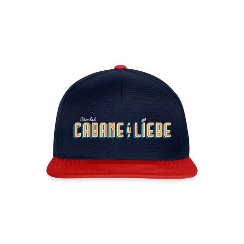 Cabane & Liebe - Snapback Cap