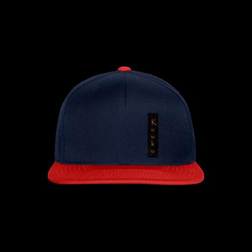 kuuku teksti - Snapback Cap