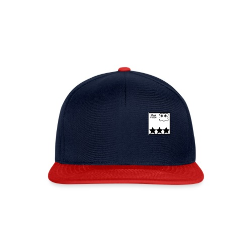 Stay Fresh - Snapback Cap