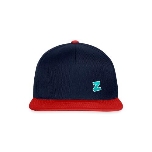 Z3RVO Logo! - Snapback Cap