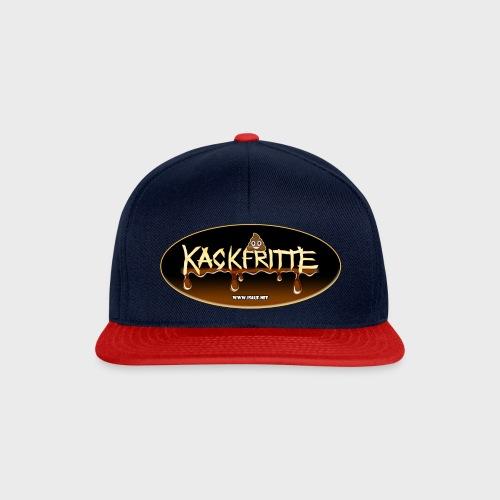 Kackfritte - Snapback Cap