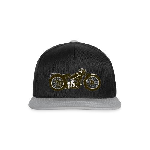 Classic Cafe Racer - Snapback Cap