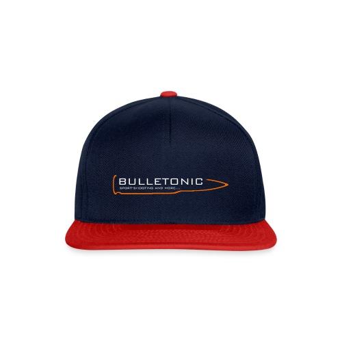Bulletonic Logo - Snapback Cap