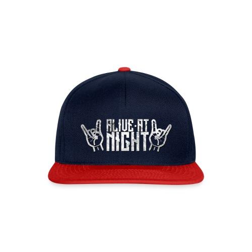 Alive At Night - Snapback Cap