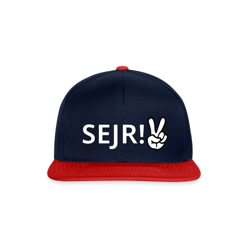 SEJR - Snapback Cap