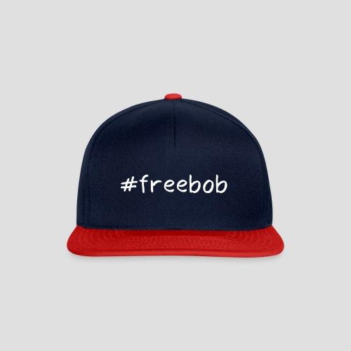 #freebob - Snapback Cap