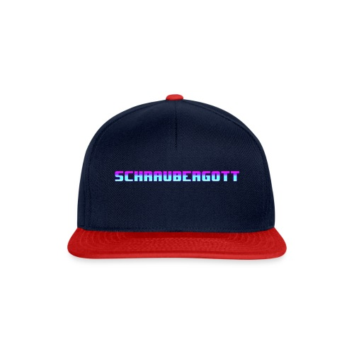 SchrauberGott farbig - Snapback Cap
