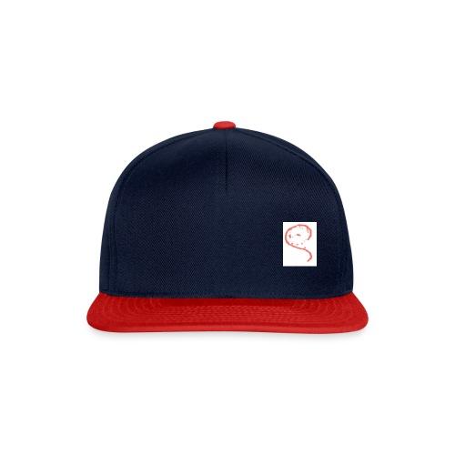Skull - Snapback-caps