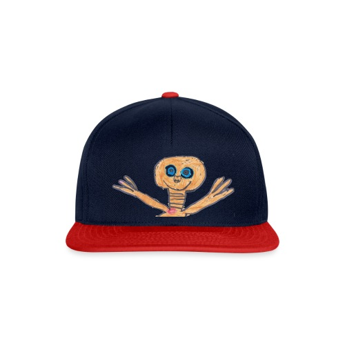 E.T. von Raban - Snapback Cap