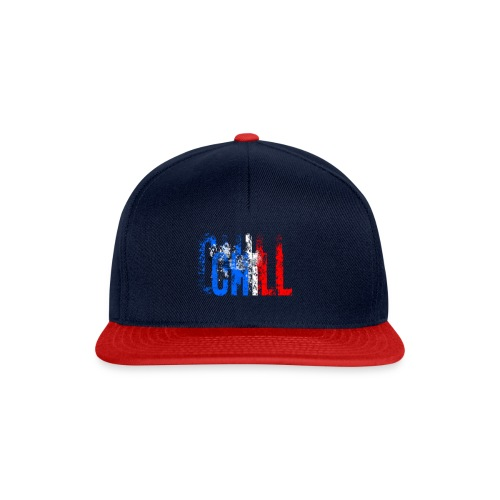 Chill France - Casquette snapback