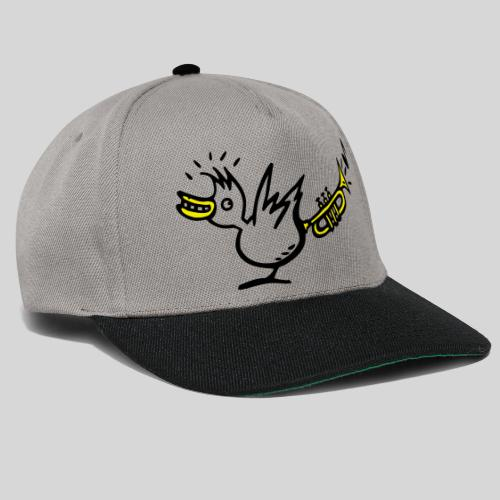 trompetenvogel - Snapback Cap