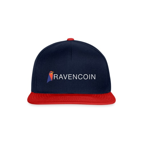 Cryptcurrency - Ravencoin - Snapback Cap