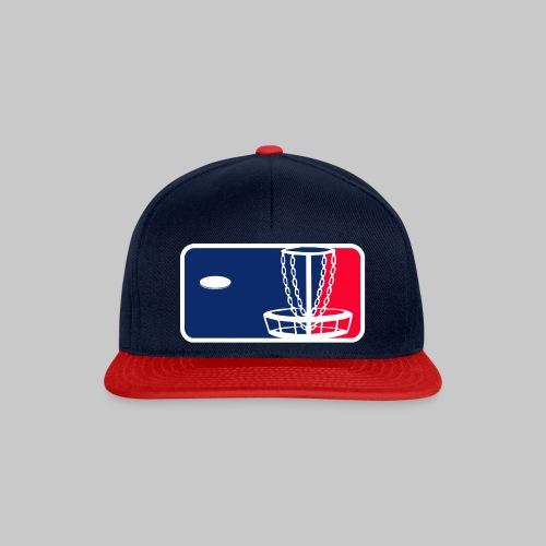 Major League Frisbeegolf - Snapback Cap