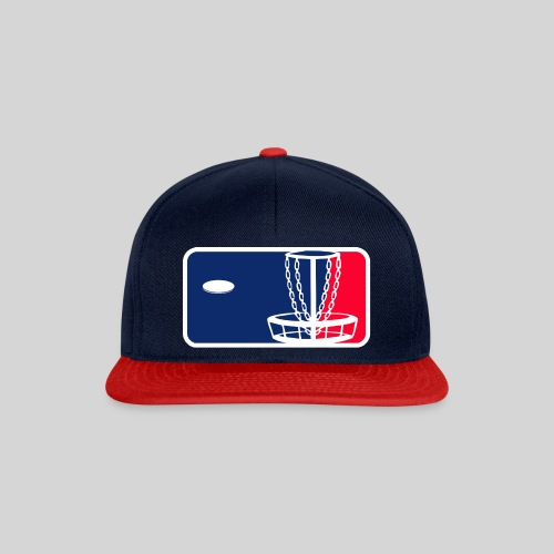 Major League Frisbeegolf - Snapback Cap