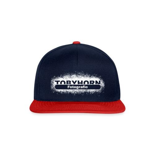 TobyHorn Fotografie - weiß - Snapback Cap