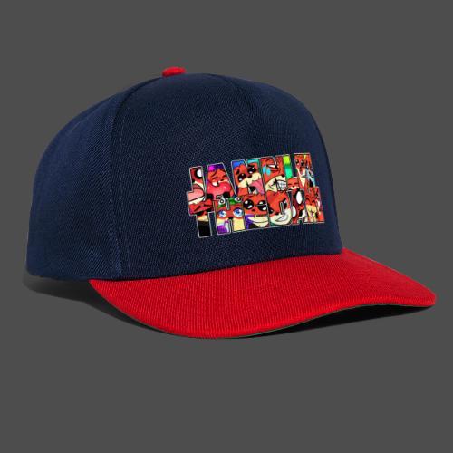 JannLeeTheDane Logo design - Snapback Cap