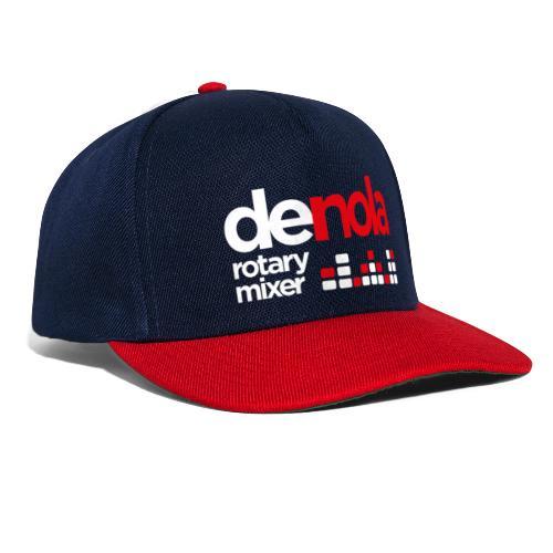 denola Rotary Mixer - Snapback Cap