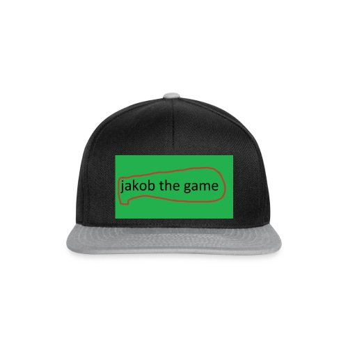 jakob the game - Snapback Cap