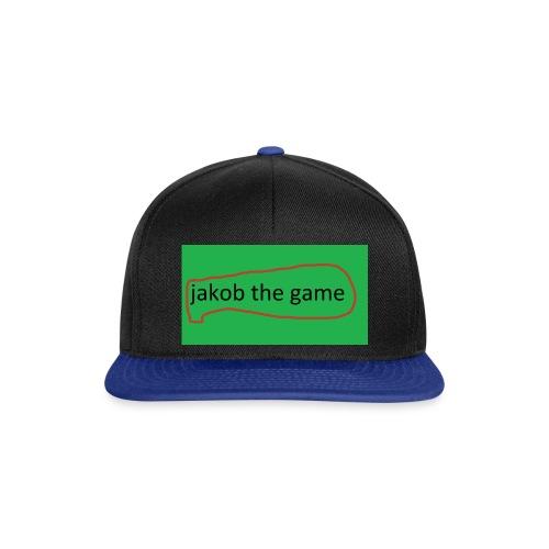 jakob the game - Snapback Cap