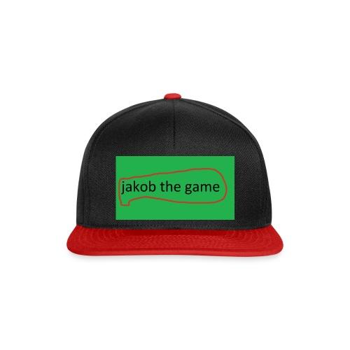 jakobthegame - Snapback Cap