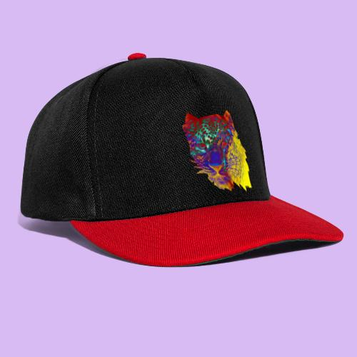 Leopardo surreale - Snapback Cap