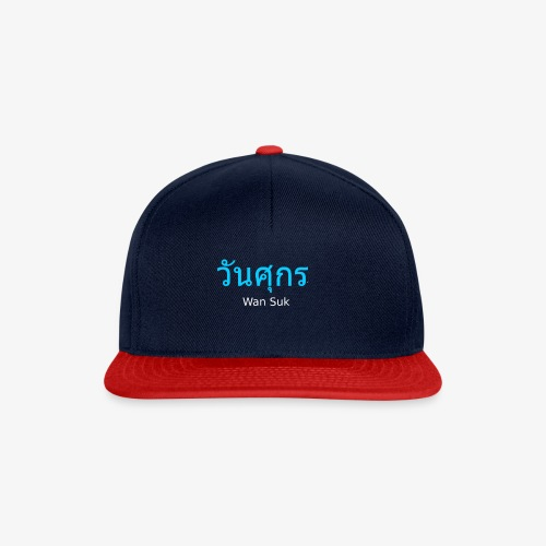 Thai Freitag - Snapback Cap