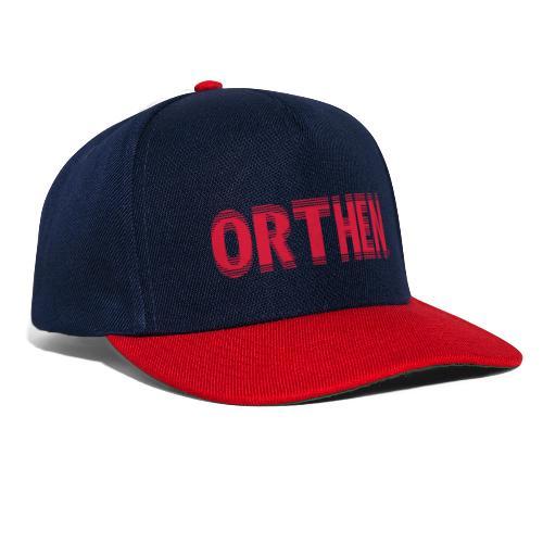 Orthen Nervous - Snapback cap