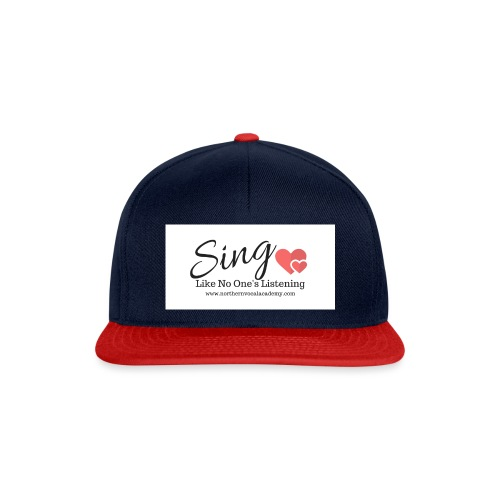 Sing Like No One's Listening - Snapback Cap
