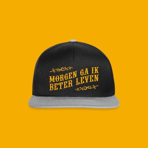 tshirt yllw 01 - Snapback cap