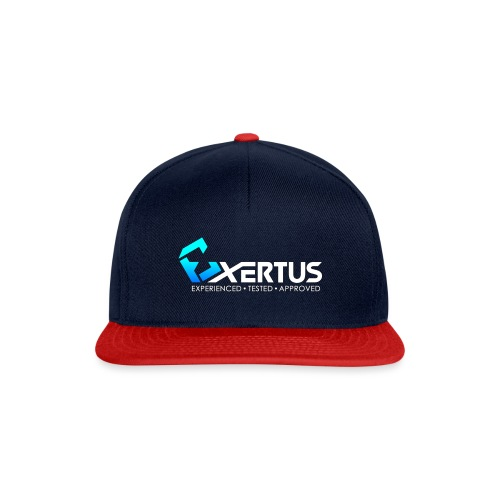 Exertus Standard Hoodie - Snapback Cap