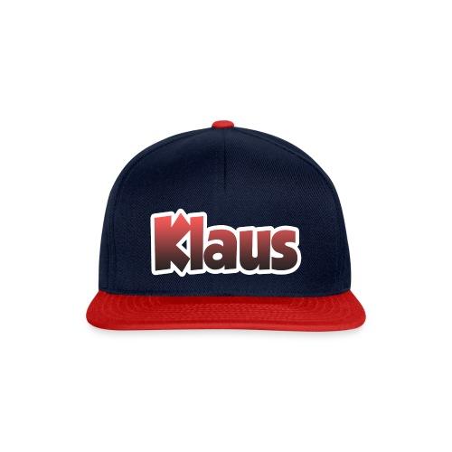 klaus cap - Snapback Cap