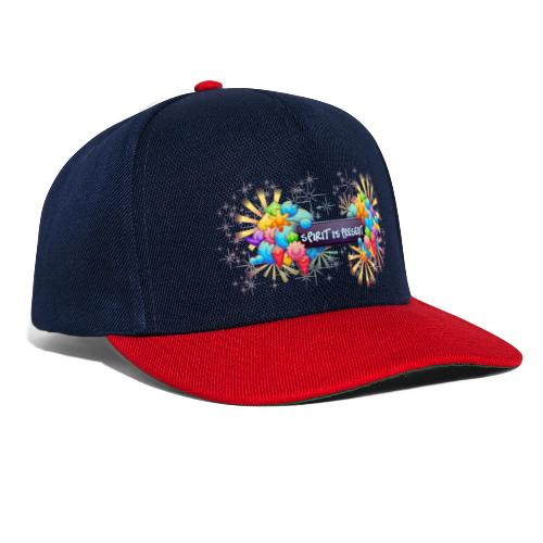 Spirit is Present - Snapback Cap