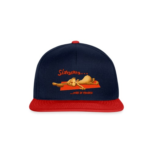 Time for Shavasana - Snapback Cap