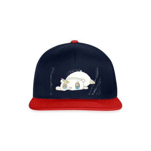 Kids for Kids: sleepingunicorn - Snapback Cap