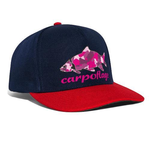 carpoflage - Snapback Cap