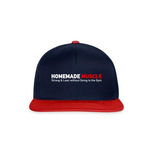 HOMEMADE MUSCLE Apparel - Snapback Cap