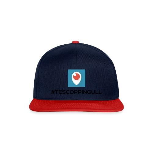 #TESCOPPINGULL - Snapback Cap