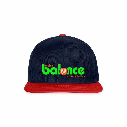 Meine Balance • Ich schaffe das - Snapback Cap