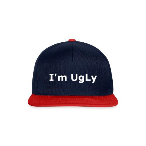 I'm UgLy. - Snapback Cap