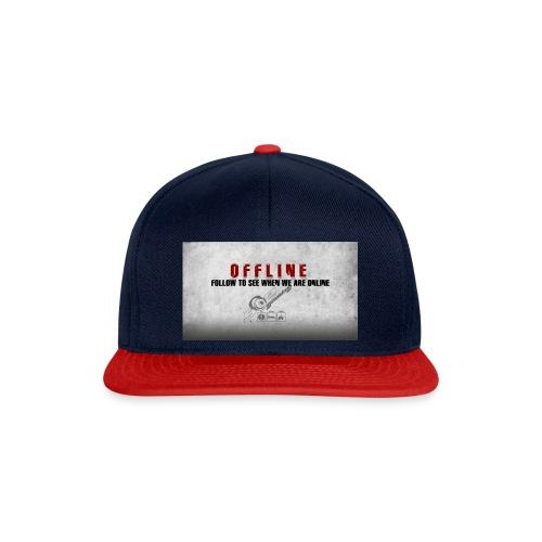 Offline V1 - Snapback Cap