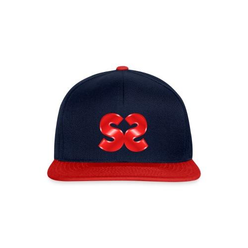 Spillstudio stor logo - Snapback-caps