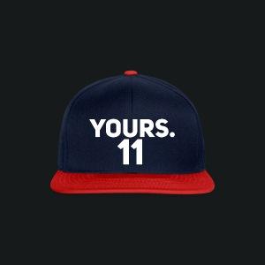 HOODY YOURS 11 - Snapback cap