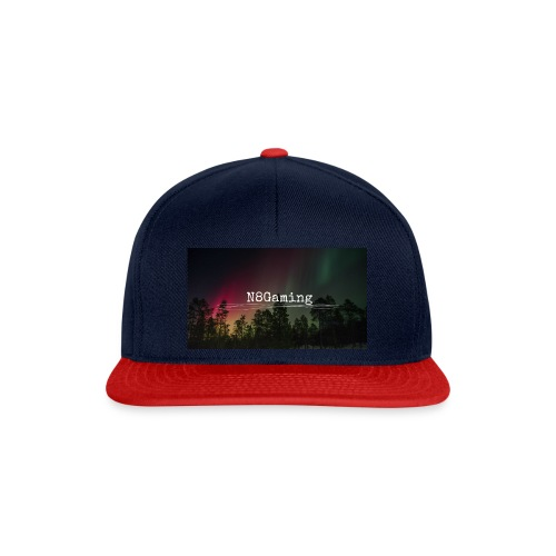 N8 Gaming Shirt - Snapback Cap