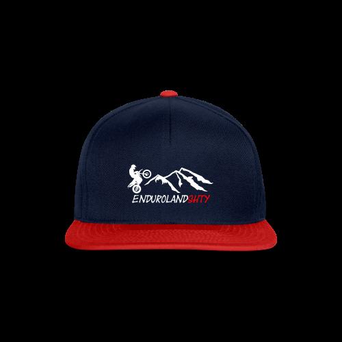 Enduroland Stuff - Snapback Cap