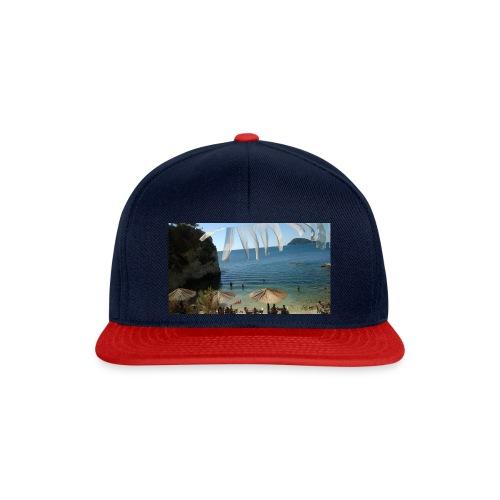 Cameo Island - Snapback Cap