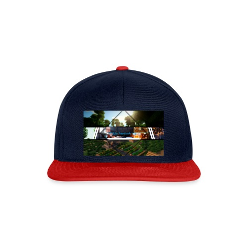 Neues Merch - Snapback Cap